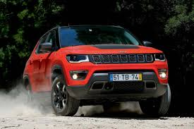 red jeep compass first drive jeep compass 4x4 magazine