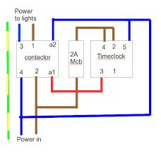 contactor relay wiring diagram dolgular com