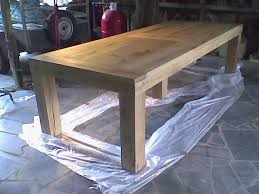 fabriquer sa table de cuisine vos idées de design d intérieur