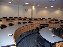 Lecture Hall Desk Of Business 106 Uconn Classrooms Storrs Campus