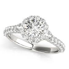 platinum rings stones images Flower halo pear accented diamond engagement ring platinum 1 75ct jpg