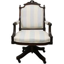 louis xvi style office chair for sale at 1stdibs