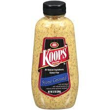 koops mustard koops mustard ground 12 oz my brands