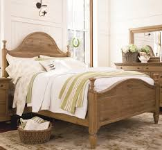 king bed with headboard and footboard by paula deen by universal