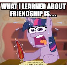 Meme Pony - my little pony friendship is magic know your meme polyvore