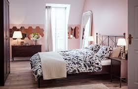 une chambre a coucher comment donner du style à une chambre