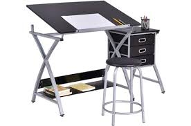 alvin onyx drafting table spring shopping special alvin onyx stow n go adjustable height for