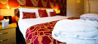 Romantic Ideas For Her In The Bedroom 4 Star Apartment Hotels Manchester City Centre Luxury Hotels