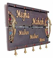 The  Best Name Plates Ideas On Pinterest String Art Names - Name plate designs for home