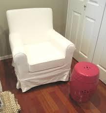 Slipcovers For Rocking Chairs Nursery Nursery Glider Rocker Pottery Barn Rocking Chair