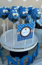 Cookie Monster Baby Shower Decorations Cookie Monster Theme Party Oatmeal Raisin Cookies