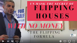 un mask the secret of flipping houses with no money the flipping
