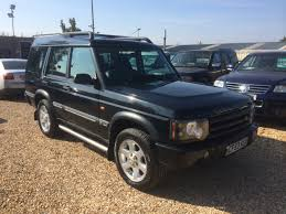 land rover discovery diesel used land rover discovery 25 td5 es premium 7 seater 5dr auto full