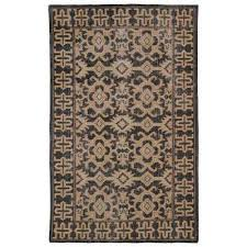 Yellow Area Rug 4x6 4 X 6 Area Rugs Rugs The Home Depot