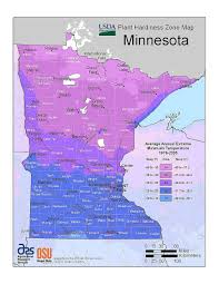 Minnesota State Fair Map by State Maps Of Usda Plant Hardiness Zones