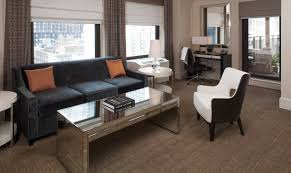 Livingroom Nyc by Luxury Hotel In Nyc With Balcony Balcony Suite The Benjamin