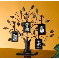 Picture Frame Centerpieces by 13