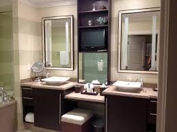 Makeup Bathroom Storage 19 Luxury Bathroom Vanity With Makeup Area Best Home Design Ideas