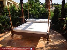 outdoor hanging beds outdoor bed bedroom home decoration ideas 4763