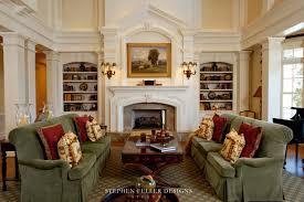 traditional livingroom southern living room
