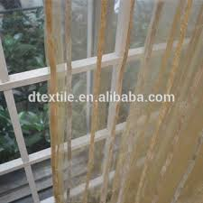 Half Window Curtains Promotion Item Window Curtain Sheer Fabric Wholesale Voile Curtain
