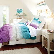 Pottery Barn Dorm Room Ombre Bed Linen Omg This Is Exactly What I Want For My New Room