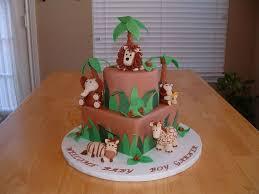safari baby shower cakes design party city decorations for safari
