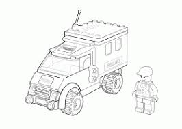 free printable lego police coloring pages quality coloring