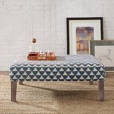 Upholstered Ottoman Coffee Table The 25 Best Square Ottoman Ideas On Pinterest Fabric Coffee
