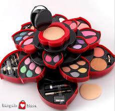 Makeup Kit miss rose new 2017 professional makeup kit flower bargain
