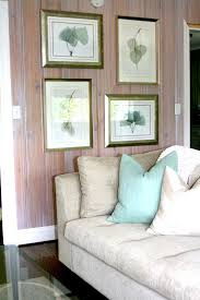Whitewashed Wood Paneling Just A Touch Of Gray Rustic Elements