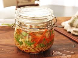 Meals In A Jar by The Food Lab Make Your Own Just Add Water Instant Noodles
