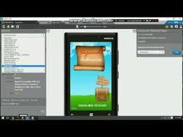 membuat aplikasi android dengan intel xdk download video tutorial convert html5 ke apk menggunakan intel xdk