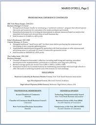 resume for business development 11 small business owner resume sample resume business entrepreneur