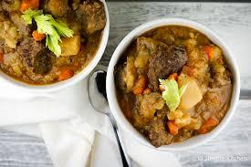 healthy instant pot beef stew or slow cooker slender kitchen