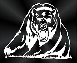 bear hunting logos images reverse search filename il fullxfull 855772427 1c37 jpg