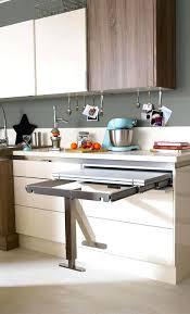 cuisine pratique rangement cuisine pratique agrandir une table ractractable
