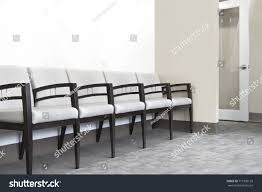 Waiting Area Bench Doctors Office Waiting Seating Area Stock Photo 711996139