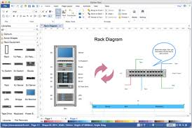 network diagram software for mac