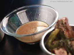 cuisine fond blanc fond blanc de veau notre recette avec photos meilleurduchef com