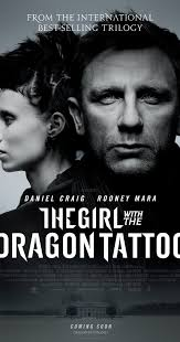 directed by david fincher with daniel craig rooney mara