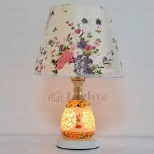Ceramic Light Fixture Multi Color Ceramic Fixture L Shade Fabric