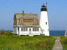 Wood Island Light Wood Island Lighthouse Ogunquit Activity