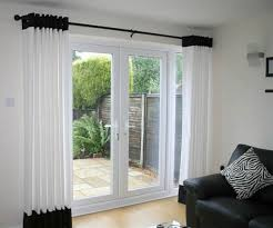 Magnetic Curtain Rods Home Depot Swing Arm Curtain Rod French Doors Curtains Home Design Ideas Rods