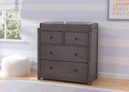 delta changing table dresser dresser top changing table monterey 4 drawer with delta children s