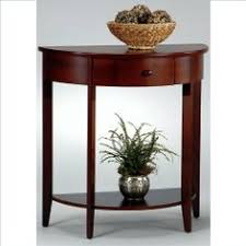 Half Moon Side Table Console Table Ideas Half Moon Console Tables And Sofa Unexpetaed