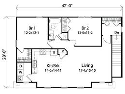 2 bedroom garage apartment floor plans garage apartment plans 1 bedroom gar lower level garage plan