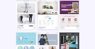 design home page online ecommerce website design gallery u0026 tech inspiration with 317 shops