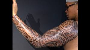 polynesian tribal tattoos island tat evolve