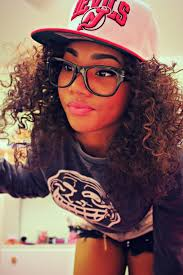 puffy woman curly hair the way we are afro black beauties pinterest natural